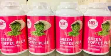 NB+ Green Coffee Plus mit brasilianischem Kaffee mit Stevia