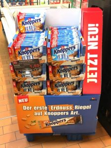 Storck Knoppers Erdnuss-Riegel