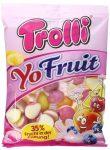 Trolli YoFruit alt mit weißem Schaumzuckerboden