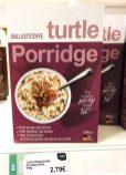 Turtle Porridge Ballaststoffe 450 Gramm