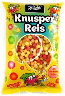 Heinerle Knusperreis prickelnd-fruchtig