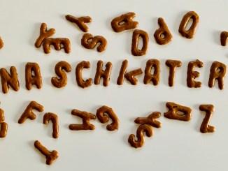 ABC-Kekse Russisch Brot Naschkater