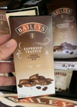 Bailey's Espresso Truffle Coffee Flavoured bar 90G