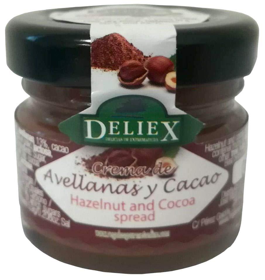Deliex Crema de Avellanas y Cacao Haselnuss