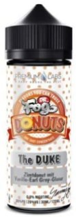 Dr Fogs Donuts The Duke Zimtdonut mit Vanille-Earl-Grey-Glasur e-liquid