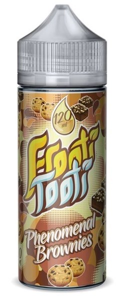 Frosti Toot's Phenomenal Brownies e-liquids 120ml