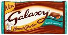 Galaxy Caramel Colletion Salted Caramel 3er