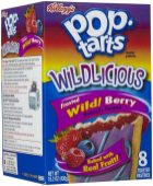 Kelllogg's Pop-Tarts Wildlicious Frosted Wild Berry 8er