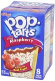 Kellogg's Pop-Tarts Frosted Raspberry 8er 416G