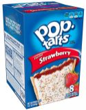 Kellogg's Pop Tarts Frosted Strawbery 8er