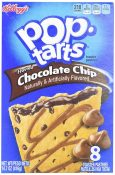 Kellogg's pop tarts Frosted Chocolate Chip 8er