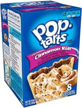 Kellogg's pop-tarts Frosted Cinnamon Roll 8er