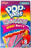 Kellogg's pop-tarts Wildlicious Frosted Wild Berry 8er