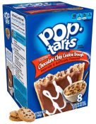 Kellogg's poptarts Cookie Dough Flavor