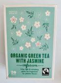 Marks&Spencer Ogranic Green Tee with Jasmine 20 Beutel