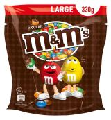 Mars M&M's Chocolate 330G Beutel