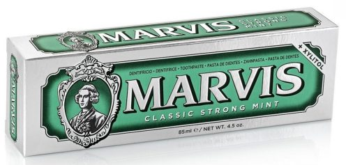 Marvis Zahncreme Classic Strong Mint85ml