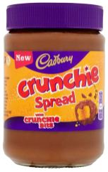 Mondelez Cadbury Crunchie Spread with Crunchie Bits