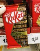 Nestlé KitKat Double Chocolate Tafel 112G