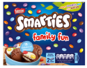 Nestlé Smarties family fun Schokotiere mit Milchcreme
