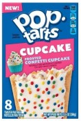 Pop Tarts Frosted Confetti Cupcake 8er