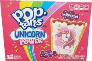 Pop Tarts UNICORN Power Frosted Cherry 32er