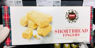 REWE Feine Welt Schottische Shortbread Fingers 150G