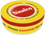 Sinalco Bonbons mit Brausefüllung Metalldose