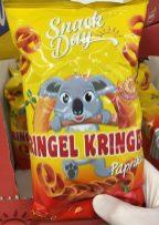 SnackDay Ringel Kringel Paprika Panda-Motiv