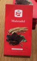 Stiegl Malztafel Handgeschöpft Schokolade mit Hopfenund Malz