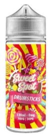 Sweet Spot Drumsticks 120ml eliquid