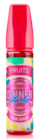 e-liquid Dinner Lady Fruits Pink Wave