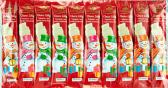 Aldi Reichsgraf Schokoladen-Schneemänner Choco Lolly weiß