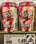 Barr Cream Soda Getränkedose