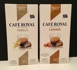 Café Royal Vanilla+Caramel Nespresso