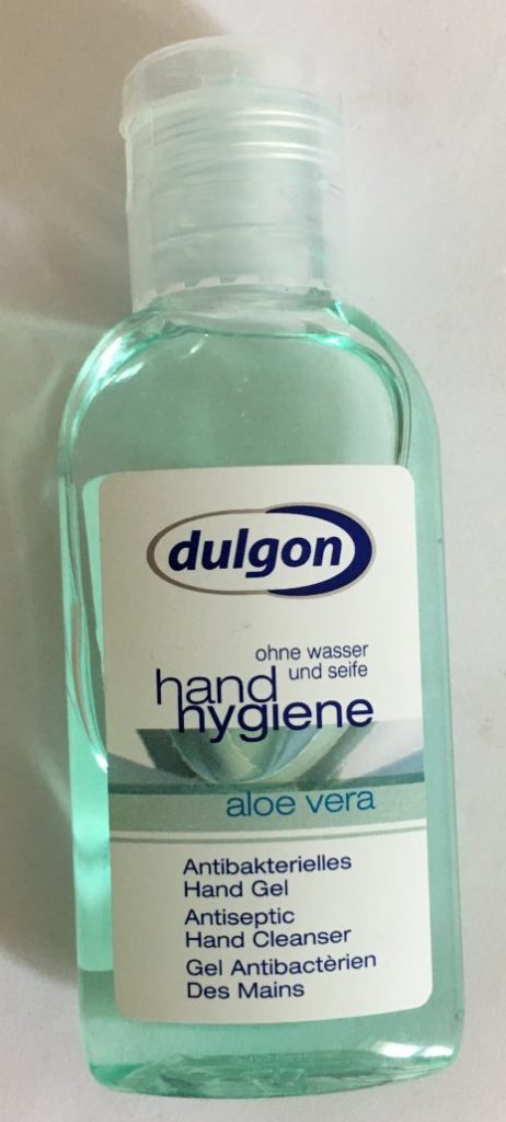 Dulgon Handhygiene aloe vera