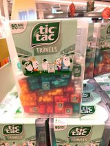 Ferrero tictac Travel Edition / Duty Free-Größe