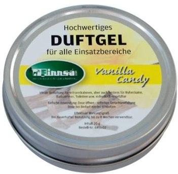 Finnsa Hochwertiges Duftgel für alle Einsatzbereiche Vanilla Candy