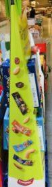 Lorenz POS-Display dünn Nüsse