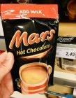 Mars Hot Chocolate Kakaopulver
