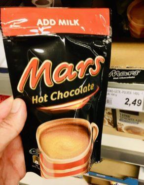 Mars Hot Chocolate Kakaopulver