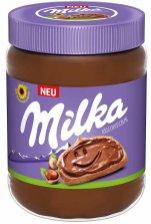 Milka Haselnusscreme 600g