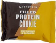 MyProtein Filled Protein Cookie Double Chocolate & Caramel