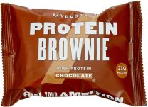 MyProtein Protein Brownie Chocolate Fuel your Ambition