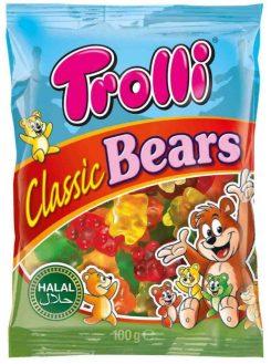 Trolli Classic Bears Halal 100g