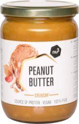 nu3 Peanut Butter Crunchy Brotaufstrich