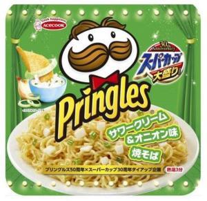 ACECOOK Pringles Nudelsuppe Japan