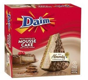 B+F Bakery & Food Almondy Daim Mousse Cake