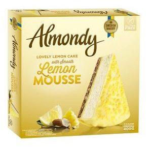 B+F Bakery & Food Almondy Lemon Mousse