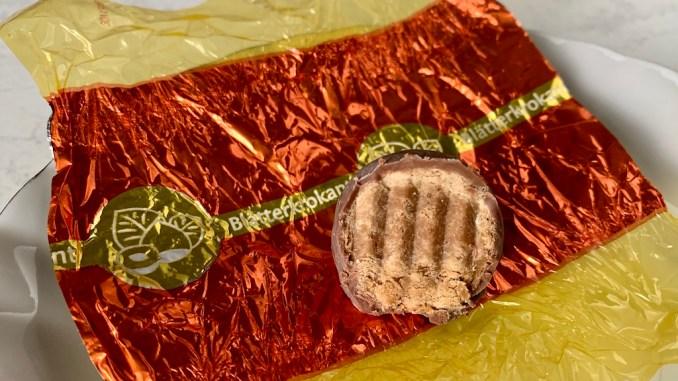 Blätterkrokant im Querschnitt